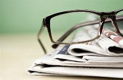 napísaný fejtón v novinách