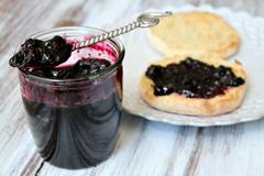 recept na čučoriedkový džem