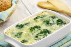 recept na cestoviny zapečené s brokolicou