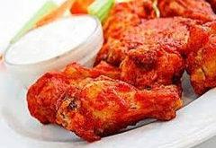 recept na mexické kuracie krídelka
