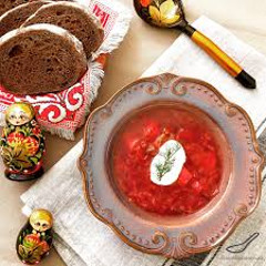 ruský boršč