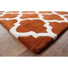 správne vybrať koberec