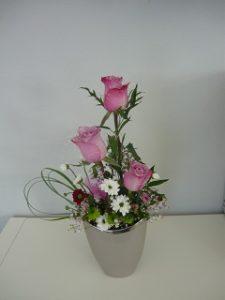 starať sa o rezané kvety