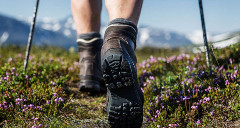 turistika s trekingovými palicami