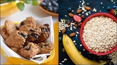 vločky a zdravé jedenie
