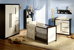 zariadiť detskú izbu