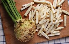 zdravé jedenie zeleru