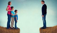 čo povedať o rozvode deťom