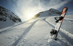 Ako si vybrať snowboard