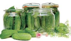 Ako urobiť znojemské uhorky