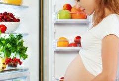 ako sa správne stravovať v tehotenstve
