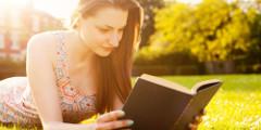 buďte múdrejší čítaním kníh