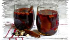 dánsky vianočný nápoj - vianočný Glogg