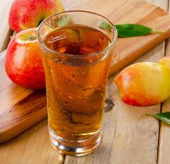 jablčný mušt