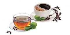 káva a čaj sú správny nápoj