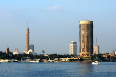 poznávací zájazd po Níle - Káhira