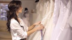 príprava svadby - výber šiat