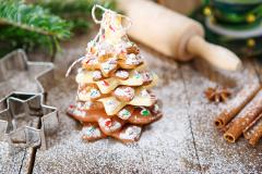 recept na vianočné jedle