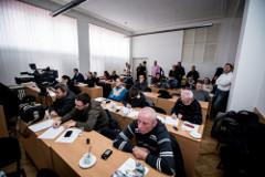 tlačová konferencia - pozvaní novinári