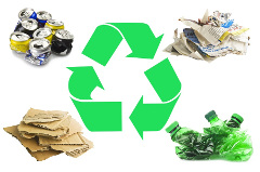 triedenie odpadu ekologicky