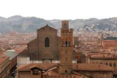 užite si mesto Bologna