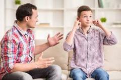 výchova chlapca v puberte