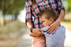 vzťah s deťmi po rozvode