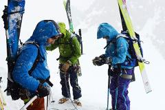 zjazdové lyže pre skúseného lyžiara