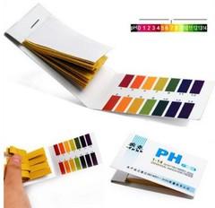 indikačné papieriky na meranie pH hliny