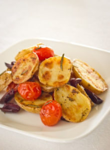 ako urobiť pečené zemiaky na fínsky spôsob