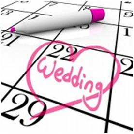 deň D a svadobný deň