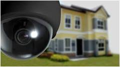 kamerový systém v domácnosti