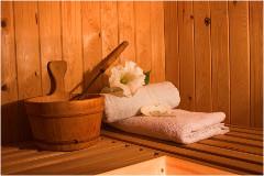 návod ako správne použivať saunu a paru