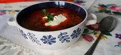 postup ako pripravit madarsku fazulovu polievku