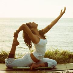 pravidelné cvičenie jogy
