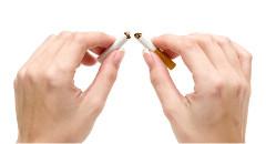 skoncovanie s cigaretami