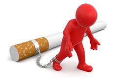 závislosť na cigaretách