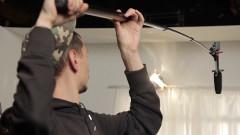 zvukári pri natáčaní
