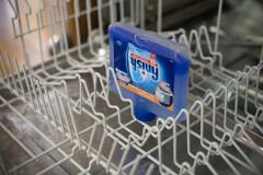 čistič umývačky riadu