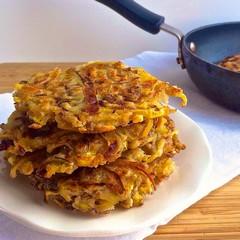 Ako pripraviť zemiakové placky s oškvarkami