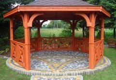 Ako si vybrať záhradný altánok?