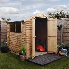 Ako si vybrať záhradný domček?