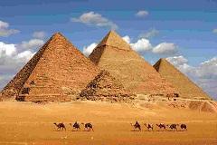 ako cestovať do Egypta