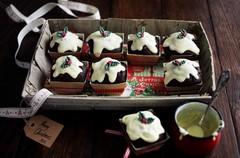 vianočné muffiny