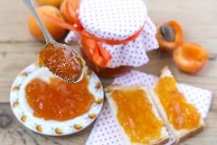 Ako urobiť broskyňovú marmeládu