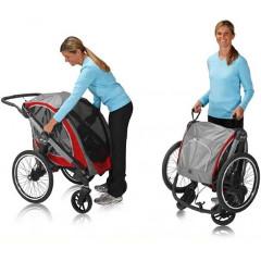 Ako vybrať vozík za bicykel