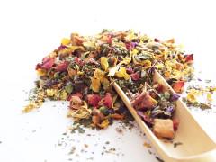 bylinkové zmesi z čajovne