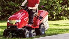 Záhradný traktor Honda
