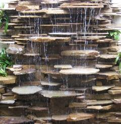návod ako si vbrať záhradnú fontánu