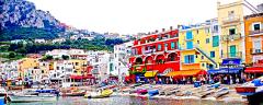 predĺžený víkend v Neapole